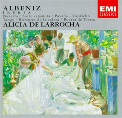 Alicia de Larrocha Plays Albeniz