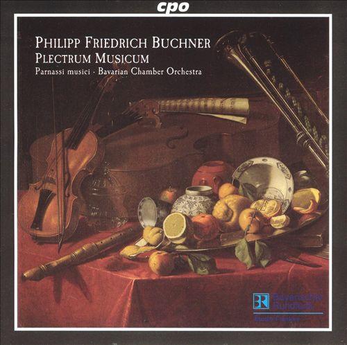 Philipp Friedrich Buchner: Plectrum Musicum