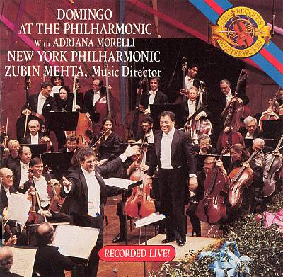 Domingo at the Philharmonic