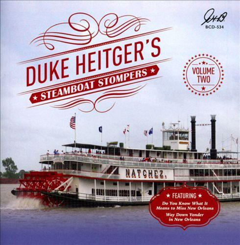 Duke Heitger's Steamboat Stompers, Vol. 2