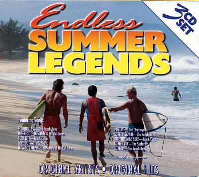 Endless Summer Legends, Vols. 1-3