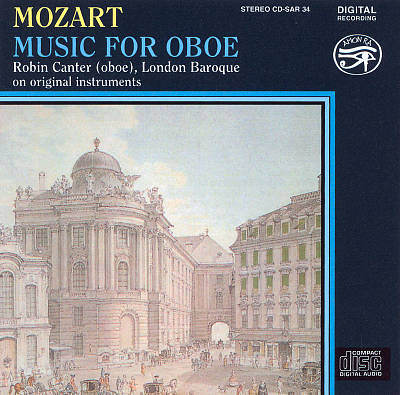 Mozart: Music for Oboe