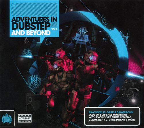 Adventures in Dubstep and Beyond, Vol. 2