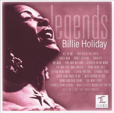 Legends: Billie Holiday