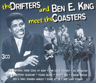 The Drifters and Ben E. King Meet the Coasters