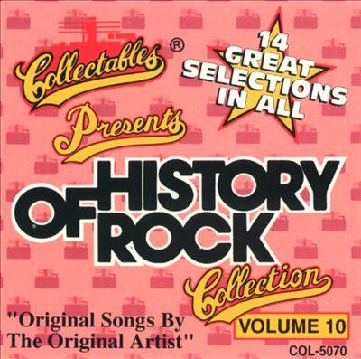 History of Dance, Vol. 10: The Eurodance Edition