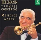 Telemann Trumpet Concertos