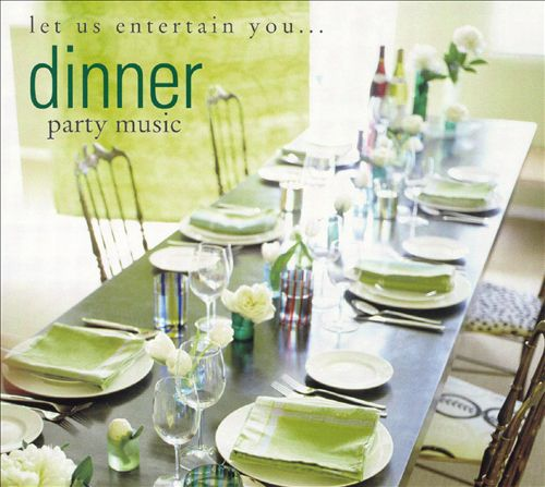 Drew's Famous Let Us Entertain You Dinner Party