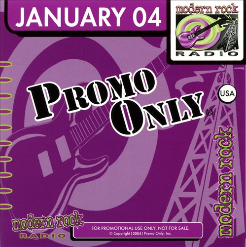 Promo Only: Modern Rock Radio (January 2004)