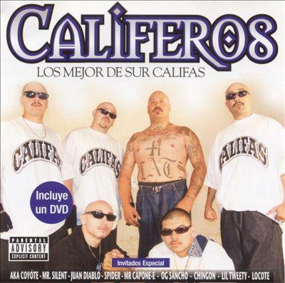 Lo Mejor de Sur Califas [CD & DVD]