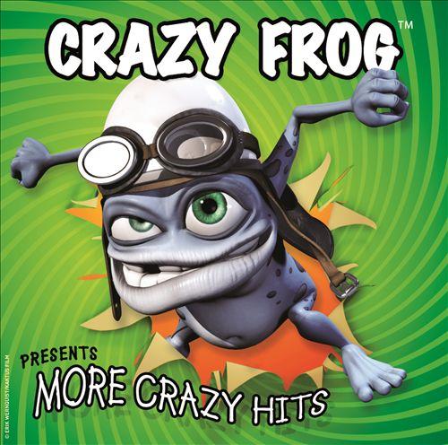 Crazy Frog Presents More Crazy Hits