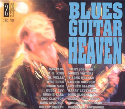 Blues Guitar Heaven [2 Discs]