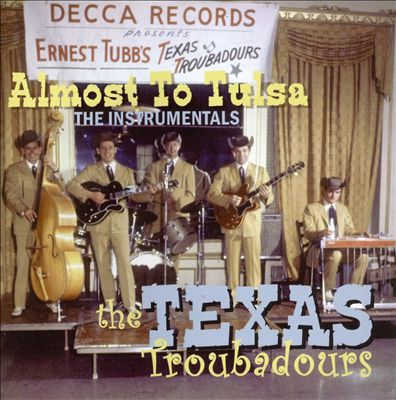 Almost to Tulsa: The Instrumentals