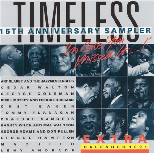 In Case You Missed It, Vol. 1: 15th Anniversary Sampler
