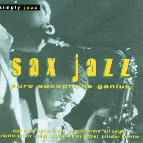 Simply Jazz: Sax Jazz