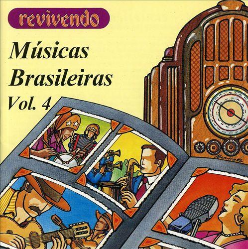 Musicas Brasileiras, Vol. 4