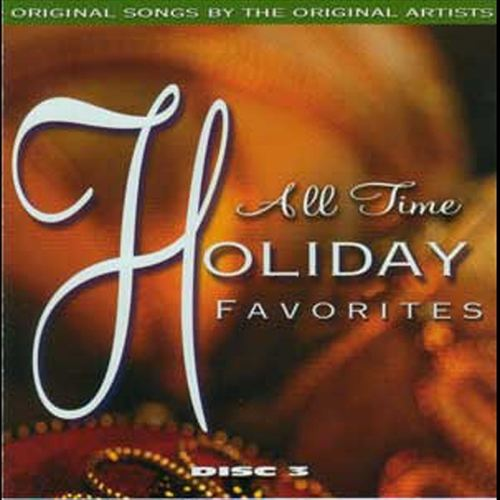 All Time Holiday Favorites