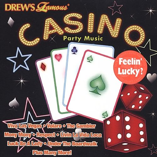 Drew's Famous Casino Party Music