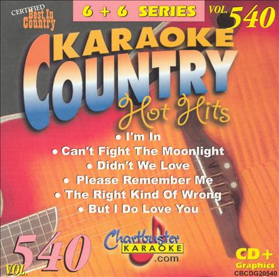 Chartbuster Karaoke: Country Hot Hits