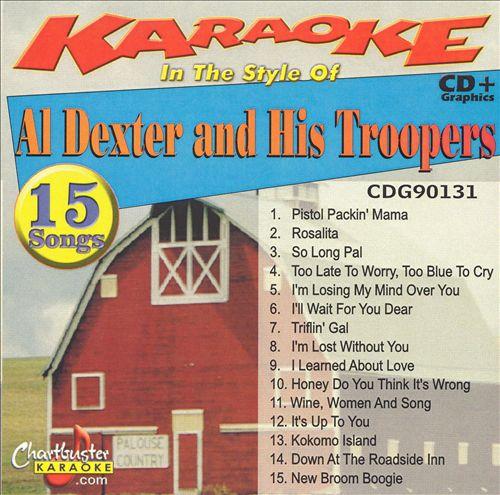 Chartbuster Karaoke: Al Dexter and His Troopers