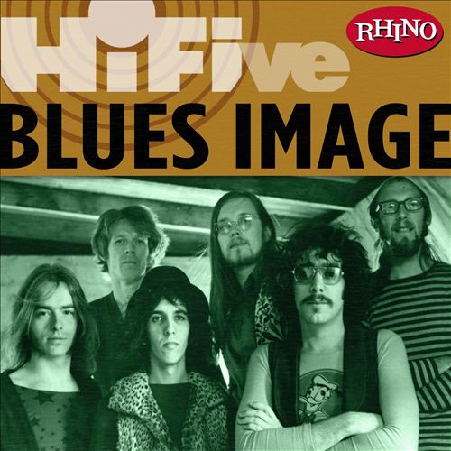 Rhino Hi-Five: Blues Image