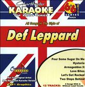 Karaoke: Def Leppard [Chartbuster]