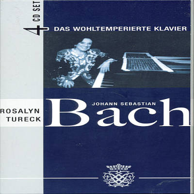 J.S. Bach: Well Tempered Clavier (Complete) [Germany]