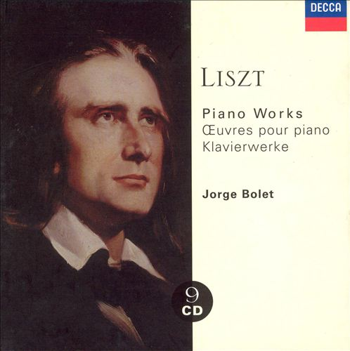 Liszt: Piano Works [Box Set]