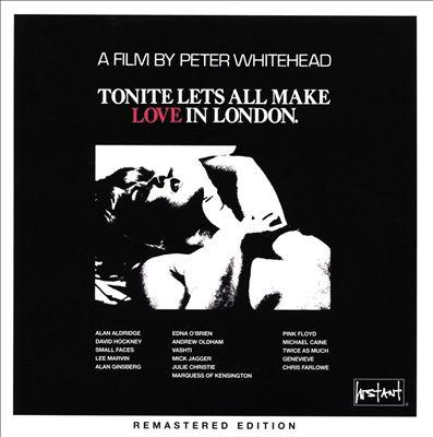 Tonite Let's All Make Love in London [1990]