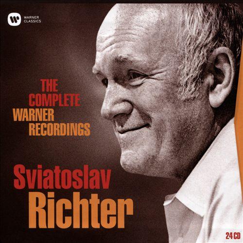 Sviatoslav Richter: The Complete Warner Recordings