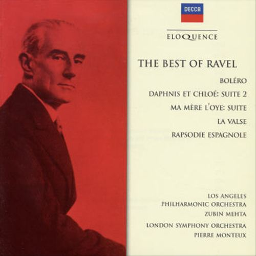 The Best of Ravel [Australia]