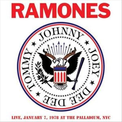 Live January 7, 1978 at the Palladium, NYC, Pt. 1