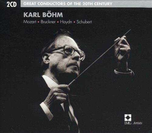 Great Conductors of the 20th Century: Karl Böhm