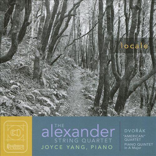 Dvorák: American Quartet; Piano Quintet in A major