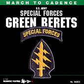 March to Cadence: U.S. Army Special Forces Green Beret