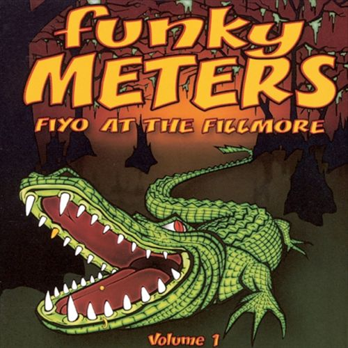 Fiyo at the Fillmore, Vol. 1