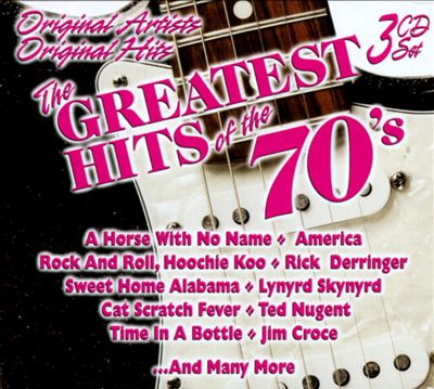 Greatest Hits of the 70s [Box Set #2]