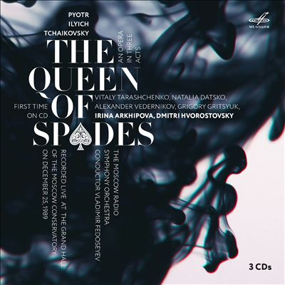 Pyotr Ilyich Tchaikovsky: The Queen of Spades