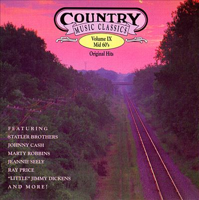 Country Music Classics, Vol. 9 (Mid 60's)