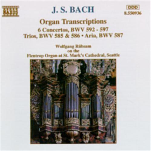 Bach: Organ Transcriptions