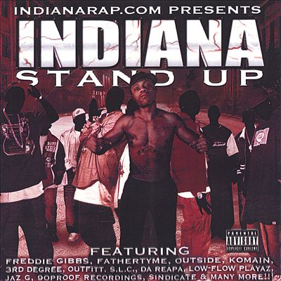 Indiana Stand Up, Vol. 1