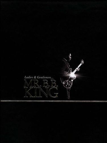 Ladies and Gentlemen, Mr. B.B. King