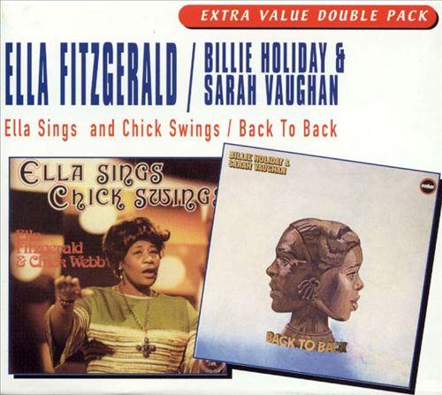 Ella Sings, Chick Swings/Back to Back