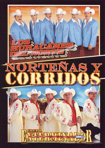 Nortenas y Corridos