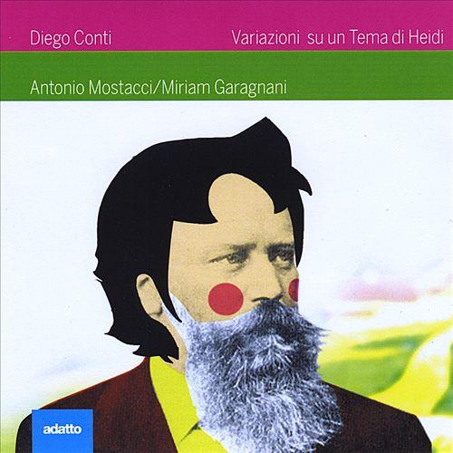 Diego Conti: Variazioni su un Tema di Heidi