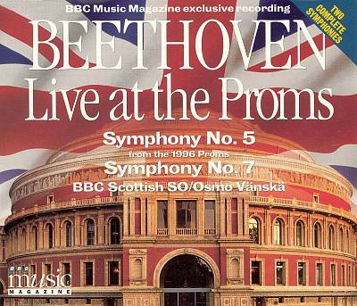 Beethoven Live at the Proms