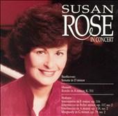 Susan Rose in Concert