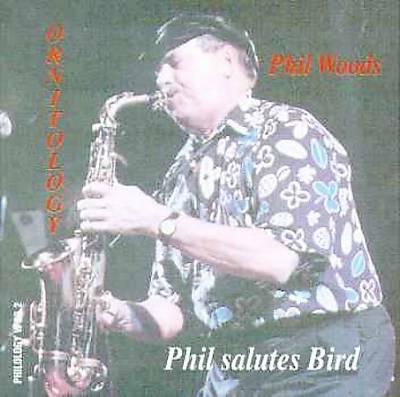 Phil Salutes Bird