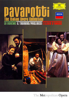 Pavarotti: The Italian Opera Collection [DVD Video]