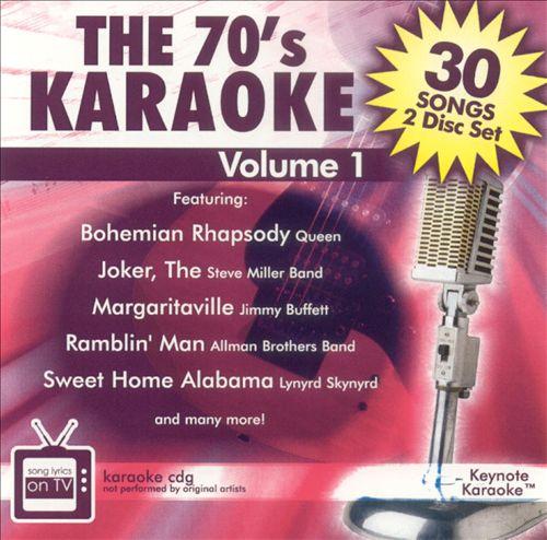 70's Karaoke, Vol. 1